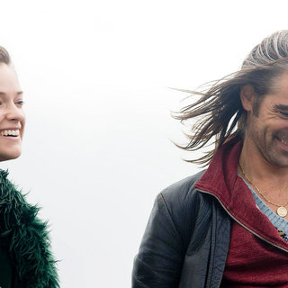 Alicja Bachleda stars as Ondine and Colin Farrell stars as Syraceuse in Magnolia Pictures' Ondine (2010)