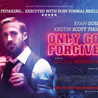 Poster of RADiUS-TWC's Only God Forgives (2013)