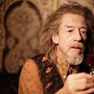 John Hurt stars as Marlowe in Sony Pictures Classics' Only Lovers Left Alive (2014)