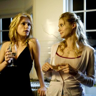 Anna Paquin stars as Jennie and Rachel Blanchard stars as 	Alice in Lionsgate Home Entertainment's Open House (2010) - open_house01