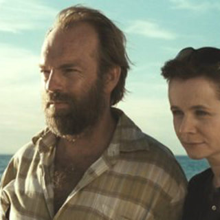 Emily Watson stars as Margaret Humphreys and Hugo Weaving stars as Jack in Cohen Media Group's Oranges and Sunshine (2011)