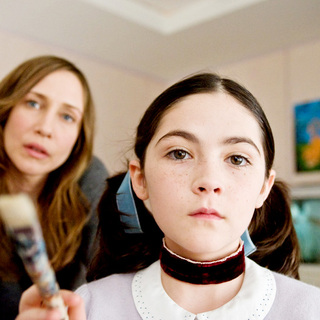 Vera Farmiga stars as Kate Coleman and Isabelle Fuhrman stars as Esther in Warner Bros. Pictures' Orphan (2009) - orphan04