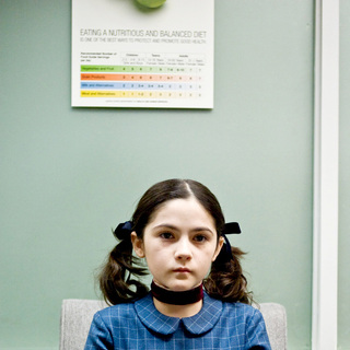 Isabelle Fuhrman stars as Esther in Warner Bros. Pictures' Orphan (2009) - orphan13