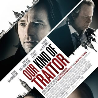 Poster of Lionsgate Films' Our Kind of Traitor (2016)