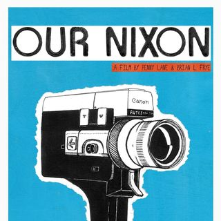 Poster of Cinedigm Entertainment Group's Our Nixon (2013)