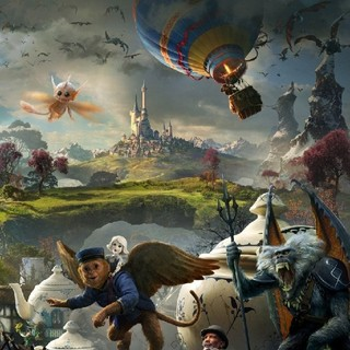 Oz: The Great and Powerful Picture 9