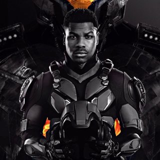 Pacific Rim Uprising - Poster of Universal Pictures' Pacific Rim Uprising (2018)