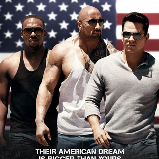 Poster of Paramount Pictures' Pain and Gain (2013) - pain-and-gain-poster03