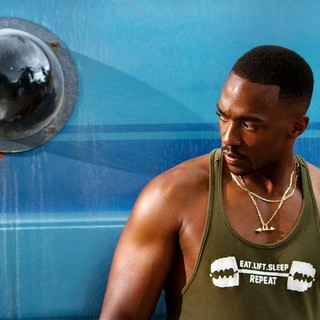 Anthony Mackie stars as Adrian Doorbal in Paramount Pictures' Pain and Gain (2013) - pain-and-gain09