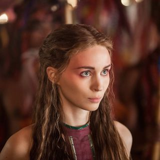 Pan - Rooney Mara stars as Tiger Lily in Warner Bros. Pictures' Pan (2015)