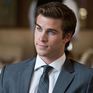 Paranoia - Liam Hemsworth stars as Adam Cassidy in Relativity Media's Paranoia (2013)