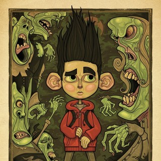 Poster of Focus Features' ParaNorman (2012)