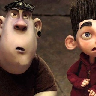Alvin and Norman from Focus Features' ParaNorman (2012)