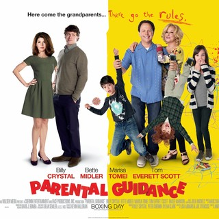 Poster of 20th Century Fox's Parental Guidance (2012) - parental-guidance-poster02