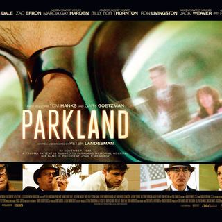 Poster of Exclusive Releasing's Parkland (2013) - parkland-poster03