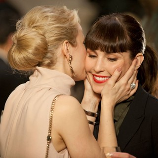 Rachel McAdams stars as Christine and Noomi Rapace stars as Isabelle James in Entertainment One's Passion (2013)