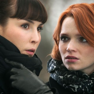 Noomi Rapace stars as Isabelle James in Entertainment One's Passion (2013)