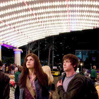 Brandon T. Jackson, Alexandra Daddario and Logan Lerman in Fox 2000 Pictures' Percy Jackson & the Olympians: The Lightning Thief (2010) - percy_jackson09