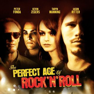 Poster of Red Hawk Films' The Perfect Age of Rock 'n' Roll (2011) - perfectageofrocknroll-pstr01