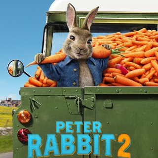 Poster of Sony Pictures' Peter Rabbit 2: The Runaway (2020)
