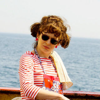 Katherine Parkinson stars as Felicity in Focus Features' The Boat That Rocked (2009). Photo credit by Alex Bailey.