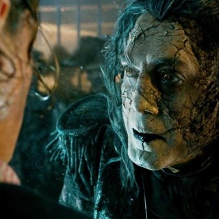Pirates of the Caribbean: Dead Men Tell No Tales - Javier Bardem stars as Captain Salazar in Walt Disney Pictures' Pirates of the Caribbean: Dead Men Tell No Tales (2017)