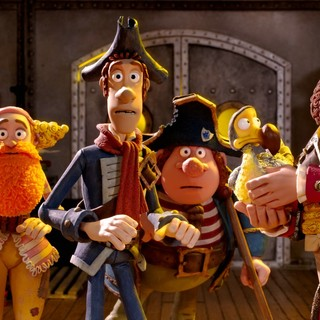 The Pirates! Band of Misfits Picture 36
