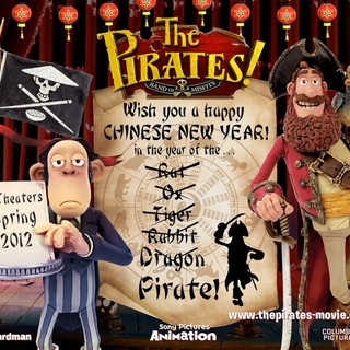 The Pirates! Band of Misfits Picture 37