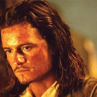 Orlando Bloom as Will Turner in Walt Disney Pictures' Pirates of the Caribbean: Dead Man's Chest (2006)
