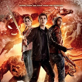 Poster of The 20th Century Fox's Percy Jackson: Sea of Monsters (2013) - pj-sea-of-monsters-poster10