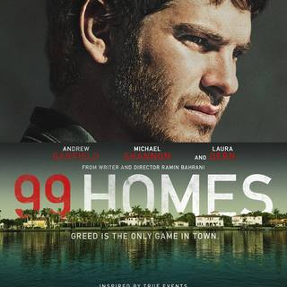 Poster of Broad Green Pictures' 99 Homes (2015)