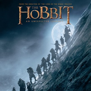 Hobbit: An Unexpected Journey, The - Poster of Warner Bros. Pictures' The Hobbit: An Unexpected Journey (2012)