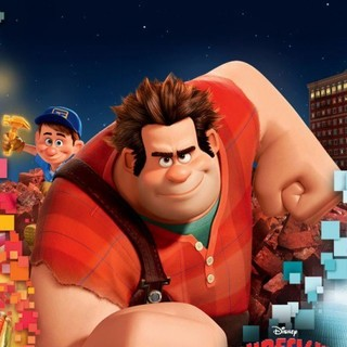 Poster of Walt Disney Pictures' Wreck-It Ralph (2012)