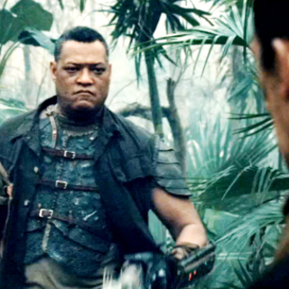 Laurence Fishburne stars as Noland in 20th Century Fox's Predators (2010) - predators13