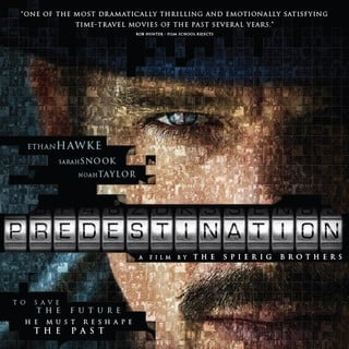 Poster of Stage 6 Films' Predestination (2015)