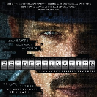 Poster of Stage 6 Films' Predestination (2016)