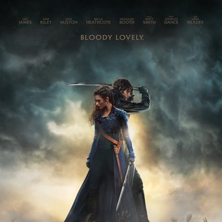 Poster of Screen Gems' Pride and Prejudice and Zombies (2016) - pride-prejudice-zombies-pstr03