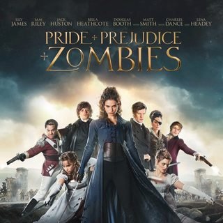 Poster of Screen Gems' Pride and Prejudice and Zombies (2016) - pride-prejudice-zombies-pstr05