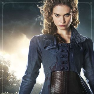 Poster of Screen Gems' Pride and Prejudice and Zombies (2016) - pride-prejudice-zombies-pstr06
