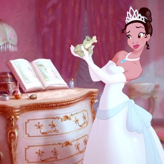 Princess and the Frog, The - A scene from Walt Disney Pictures' The Princess and the Frog (2009)