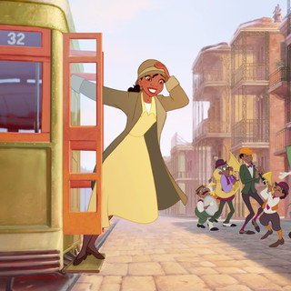 The Princess and the Frog Picture 8
