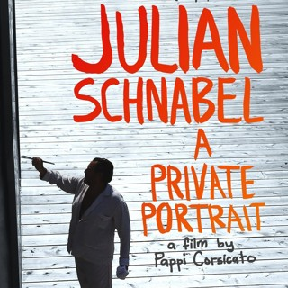 Poster of Cohen Media Group's Julian Schnabel: A Private Portrait (2017)