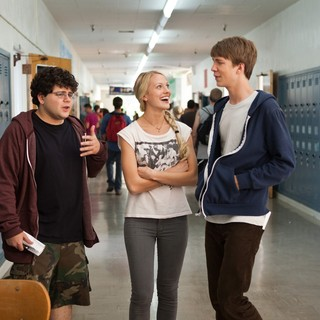 Jonathan Daniel Brown, Kirby Bliss Blanton and Thomas Mann in Warner Bros. Pictures' Project X (2012)