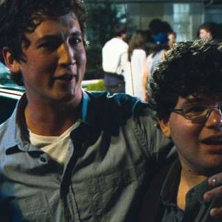 Miles Teller and Jonathan Daniel Brown stars as J.B. in Warner Bros. Pictures' Project X (2012)