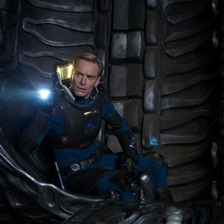 Michael Fassbender stars as David in 20th Century Fox's Prometheus (2012) - prometheus-century-fox02