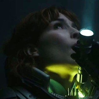 Noomi Rapace stars as Elizabeth Shaw in 20th Century Fox's Prometheus (2012)