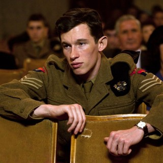 Callum Turner stars as Bill Rohan in BBC Worldwide Americas' Queen and Country (2015)