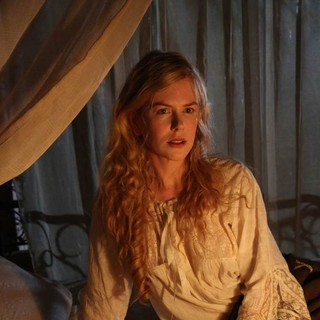 Nicole Kidman stars as Gertrude Bell in Atlas Distribution Company's Queen of the Desert (2016)