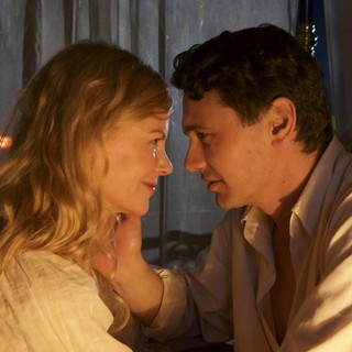 Nicole Kidman stars as Gertrude Bell and James Franco stars as Henry Cadogan in IFC Films' Queen of the Desert (2017)