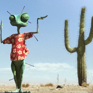 A scene from Paramount Pictures' Rango (2011)